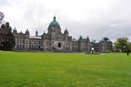 British Columbia Legislature Building