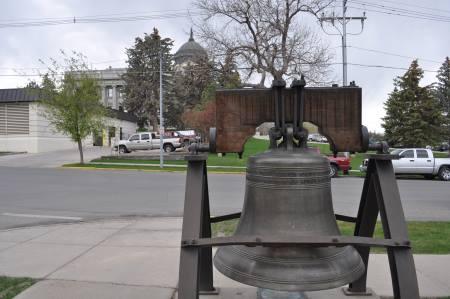 Montana's Liberty Bell