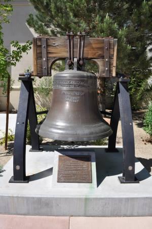 Nevada's Liberty Bell